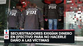 No hay detenidos por el secuestro de enfermeros en la CDMX