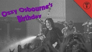 Ozzy Osbourne's Birthday-This Day in History