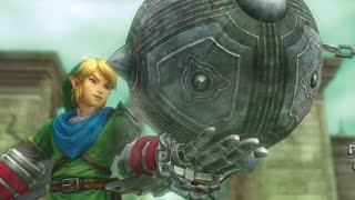 Hyrule Warriors - Link and Power Gloves Trailer