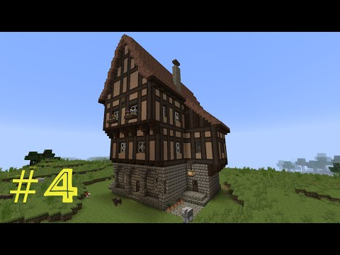 Download youtube to mp3 minecraft tutorial fachwerkhaus for Kleines minecraft haus
