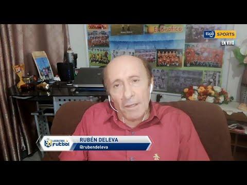 El profe Rubén Deleva nos dice cómo le va ir a Bolívar para su partido de mañana contra Ceará.