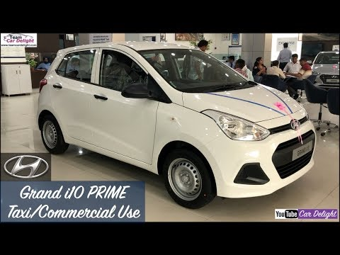 Grand i10 Prime CNG,Petrol and Diesel For Taxi/Commercial Use | Grand i10 Prime Taxi Review