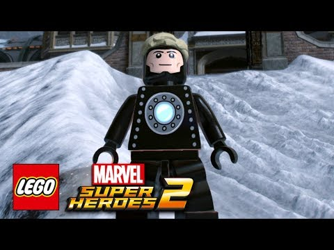 connectYoutube - LEGO Marvel Super Heroes 2 - How To Make Havok (Alexander Summers)