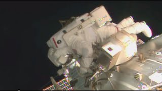 Power spacewalk on This Week @NASA
