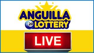 Lotería Anguilla Lottery 01:00 PM resultados de hoy en Vivo