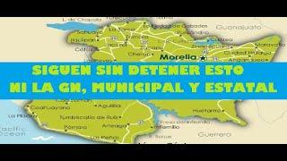 Jacona, Huandacareo y Morelia #Michoacán el 21 y 22 Mayo del 2020