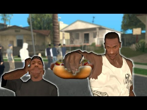CJ y CJ Junior Venden HOT DOGS