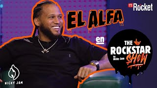 THE ROCKSTAR SHOW By Nicky Jam ???????? - El Alfa | Capítulo 2