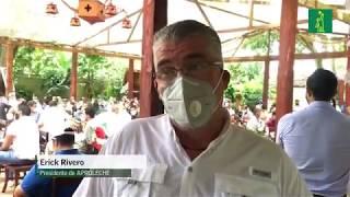 Eric Rivero sugiere elaborar plan nacional de producción agropecuaria post-COVID-19