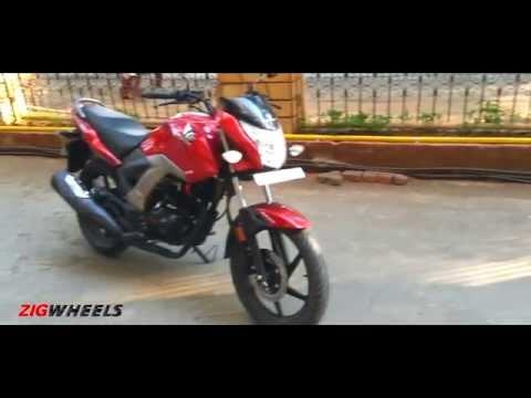 Honda CB Unicorn 160 :: WalkAround :: ZigWheels