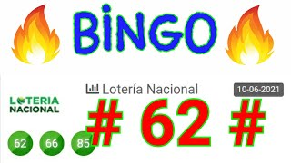ÉXITOS hoy....!! (( 62 )) BINGO HOY/ NÚMEROS GANADORES/ RESULTADOS de las LOTERÍAS/ SORTEOS de HOY.
