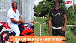 PMI Peace Activist Mvrd3red In Arnett Gardens/JBNN