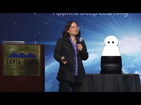 Kaijen Hsiao at AI Frontiers Conference 2017 : Adorable Intelligence