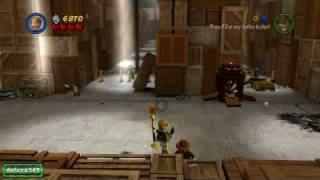 Lego Indiana Jones 2: The Adventure Continues Gameplay (PC HD)