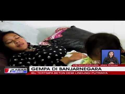 Kisah Pilu Gempa Banjarnegara, Ibu Rela Tertimbun Beton Demi Lindungi Sang Anak