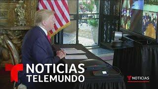 Presidente Trump envía mensaje de Navidad a tropas estadounidenses alrededor del mundo