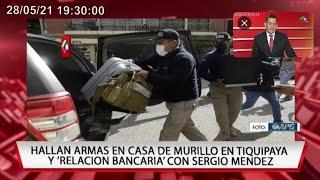 ????2do.informe del FBI devela que Murillo recibió mas de $us. 800 mil de soborno por compra de gases,