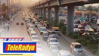 Rush hour traffic naranasan sa Marcos Highway | Teleradyo