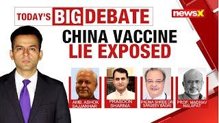 China Vaccine Lie Exposed | Nations Using Chinese Jabs Report Surge | NewsX - NEWSXLIVE