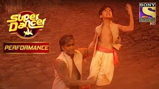 """घनन घनन"" पर Bishal और Vaibhav ने दिया एक लाजवाब Performance | Super Dancer Chapter 2 - SETINDIA"
