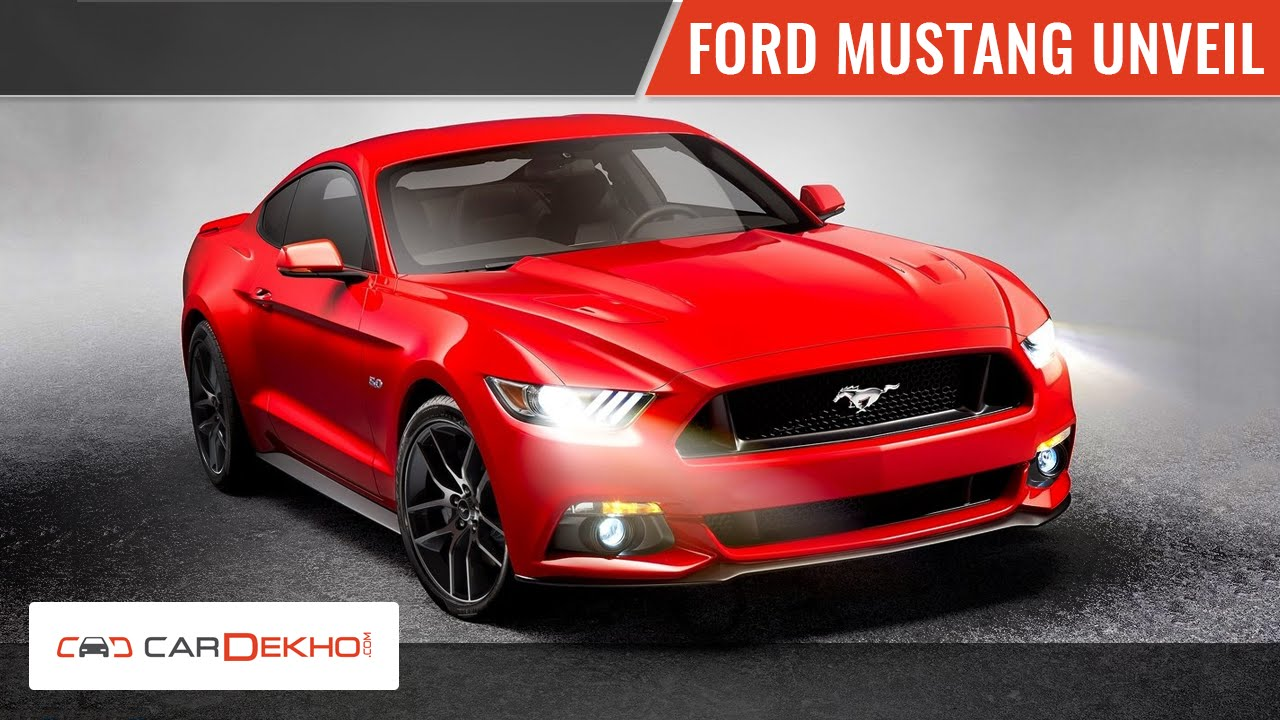 2016 Ford Mustang in India | CarDekho.com