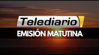 Telediario al Amanecer del 08 de junio del 2021