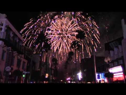 Disney World Fireworks Hd