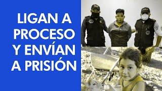 Ligan a proceso penal y envían a prisión preventiva a sospechoso de la muerte de Sharon Figueroa