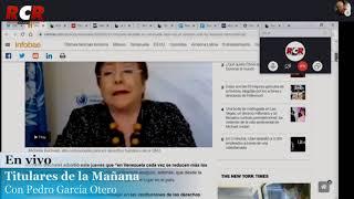 RCR750 - Titulares de la Mañana | Viernes 22/05/2020