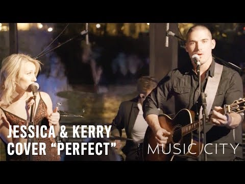 MUSIC CITY on CMT I Kerry and Jessica Cover