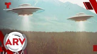 Los extraterrestres existen y quizá viven en la Tierra según astronauta   Al Rojo Vivo   Telemundo