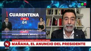 El nuevo anuncio de la cuarentena de Alberto Fernández: las claves - Telefe Noticias