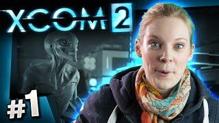 XCOM 2 #1 - Getting To Grips (Livestream Highlights)
