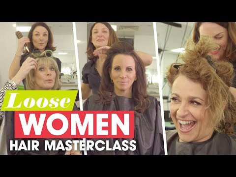 connectYoutube - Loose Women Hair Secrets | Loose Women