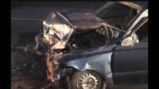 Dos muertos y un herido en accidentes de tránsito