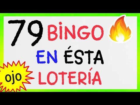 loteria LEIDSA (( 79 )) BINGO HOY/ SORTEOS de HOY 18 DE JULIO/ loteria DOMINICANA/ RESULTADOS de HOY