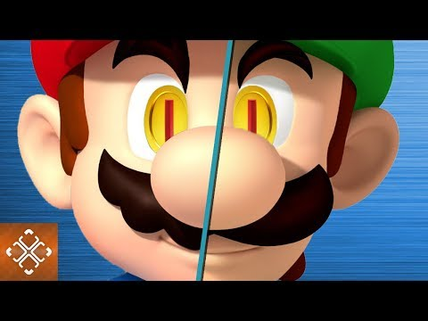 connectYoutube - Gameology: Why Are Mario And Luigi HARVESTING SOULS?
