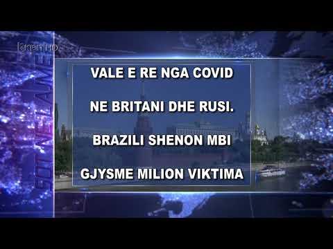 Titujt kryesore te edicionit informativ te ores 19:30 ne Tv Klan (20 Qershor 2021)   News Headlines