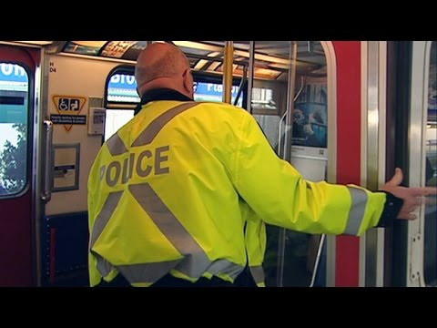 Vancouver transit police combat city's opioid crisis