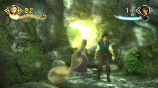 Disney Tangled walkthrough mission 1(PC)