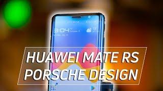 Huawei's $2,000 phone?? (Huawei Mate RS Porsche Design)