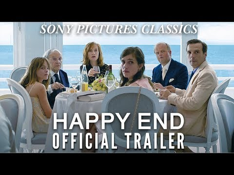 Happy End (2017) Official Trailer