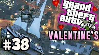 GREATEST TRICK EVER - Grand Theft Auto 5 VALENTINE'S DAY ONLINE w/ Nova Kevin & Immortal Ep.38
