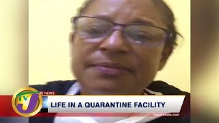 TVJ News: Life In A Quarantine Facility - March 2 2020