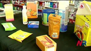 Se dispara la compra de vitaminas