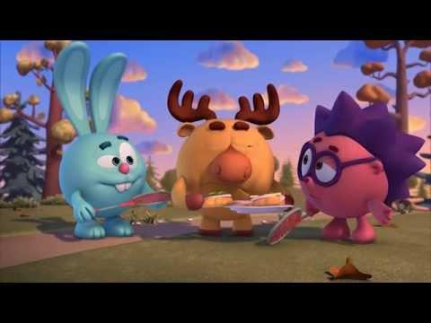 Кадр из мультфильма «Смешарики. Новые приключения. Новая жизнь»