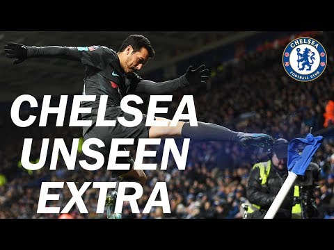 Leicester 1-2 Chelsea | Unseen Extra | Exclusive Access As The Blues Reach Wembley