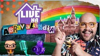 Live Na Abravalândia - Fique Em Casa #Comigo