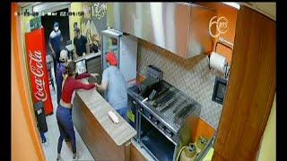 Una pareja comete varios asaltos en la ciudad de Guayaquil