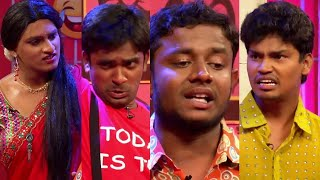 Jabardasth Karthik,Vinodini,Durga Rao & Bobby Hilarious Performance - Pakkinti Prasadam Skit - MALLEMALATV